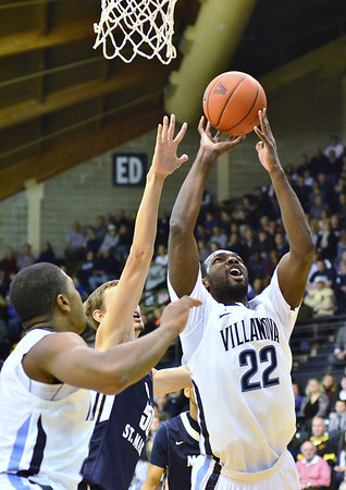 Villanova vs Mount Saint Marys